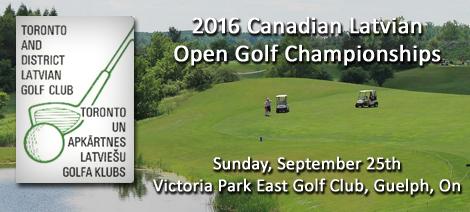 Latvian Canadian Golf Open