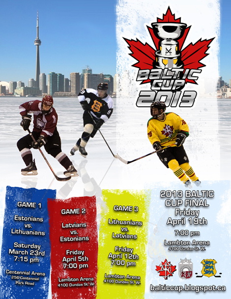 Toronto Baltic Cup Hockey